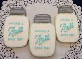 cookies with character mason jar cookie tutorial decorated