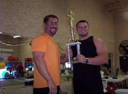 Anthony Clark Bench Press Texas Area Powerlifting News Page 7