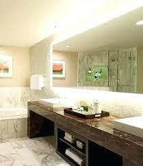 tv in a mirror bathroom tv mirror bathroom bathroom tv in mirror bathroom diy northlight co