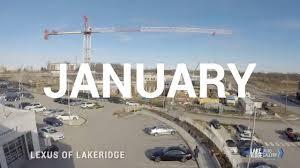 lexus in durham ontario lexus of lakeridge construction timelapse youtube
