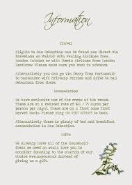 Wedding Invitations Hotel Accommodation Cards Knots And Kisses Wedding Stationery Wedding Invitation Wording