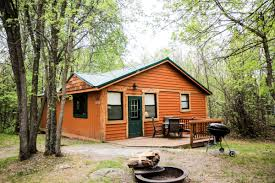 2 bedroom log cabin two bedroom cabins lake kabetogama lodge northern lights resort