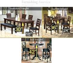 bar height work table bar height dining room tables biddle me