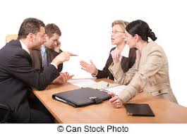 Working At The Desk Stock Photos Of Business Meeting Group Of People Working At The