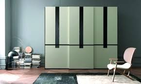 Armoire With Mirrored Front Wardrobes Walk In Closet With Glass Front Dresser Drawers