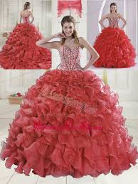 coral quince dresses beautiful sweetheart coral quinceanera dresses with brush