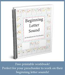beginning letter sounds worksheets u003e u003e one beautiful home blog