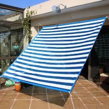 3 3m new model garden and balcony uv rectangle shade sails window