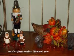 marisa s pieces fall thanksgiving decorating