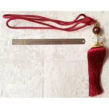 online get cheap beaded curtain tieback aliexpress com alibaba