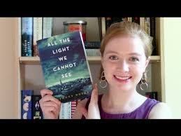 all the light we cannot see review book review all the light we cannot see youtube