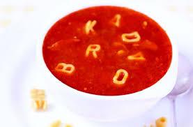 Rachel Allen Dinner Party - rachel allen u0027s alphabet soup recipe goodtoknow