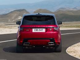 land rover sports car land rover range rover sport 2018 pictures information u0026 specs