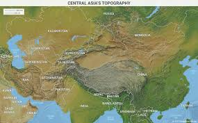 Central Asia Map by The Geopolitical Architecture Of Central Asia Geopolitical Futures