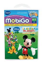 jeux de cuisine de mickey vtech 250505 jeu éducatif électronique jeu mobigo la maison