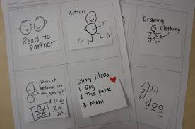 lucy calkins writing paper joyful learning in kc writing workshop post it goals the conference sheet is then placed in a transparent plastic sheet in the child s writing folder it can easily slide in and out