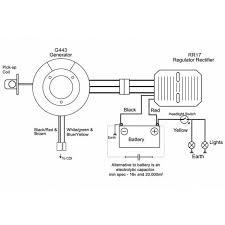 stator regulator rectifier honda xr400 xr650r