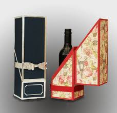 wine bottle gift box svg wine bottle gift box digital wine bottle gift bottle