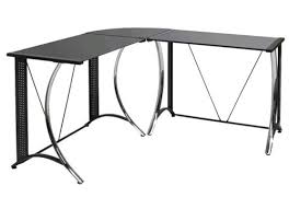 Glass Corner Desk Calico Designs Monterey Ls Glass Corner Desk 50400 For Sale