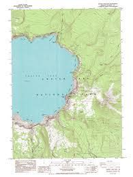 Map Of Eastern Oregon by Crater Lake Maps Npmaps Com Just Free Maps Period