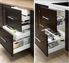 drawers in kitchen cabinets drawers for kitchen cabinets amazing 20 metod interior fittings