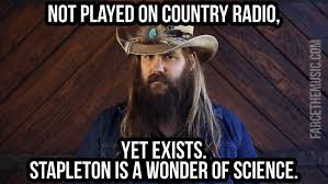 Music Memes - farce the music chris stapleton memes
