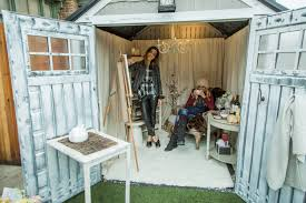 she shed how to home family diy she shed hallmark channel