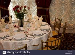 Gallery For Gt Setting The Table For Dinner by Empty Banquet Hall Stock Photos U0026 Empty Banquet Hall Stock Images