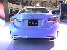 hang xe lexus tai viet nam lexus rc200t coupe 2016
