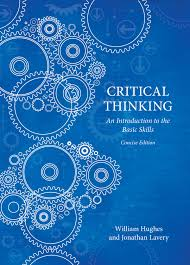 how to think critically broadview press