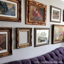 Gallery Wall Frames by How To Change The Look Of Your Gallery Wall With New Frames
