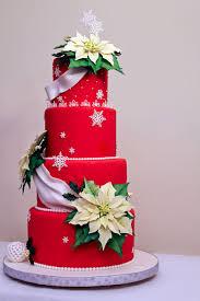 christmas wedding cakes christmas wedding cakes bravobride