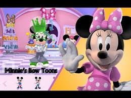 minnie u0027s bow toons games minnie u0027s dress minnie mouse games