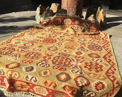 Aztec Area Rug Area Rugs 5x7 Etsy