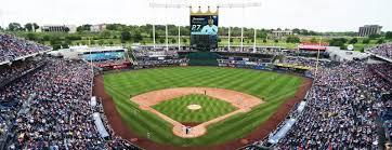 Kauffman Stadium Map Kansas City Royals Parking Passes For Events Stubhub