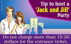 cool tips on how to host a successful u0027jack and jill u0027 party