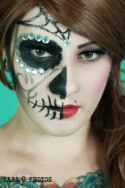 Halloween Makeup Dia De Los Muertos 2394 Best Dia De Los Make Up Images On Pinterest Sugar Skulls