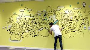 best 25 office mural ideas on pinterest office wall graphics