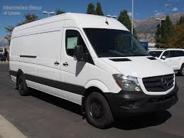 mercedes lindon 2017 mercedes sprinter cargo vans cargo in lindon
