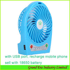 held battery operated fans aliexpress buy usb fan mini battery operated 5v 18650 desk