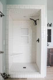 subway tile designs for bathrooms bathroom white subway tiles frame gray marble herringbone tiled
