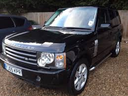 2005 range rover vogue 4 4 petrol long m o t service book in