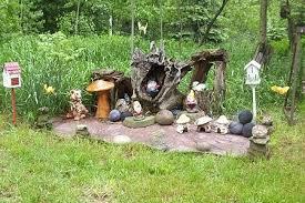 garden gnomes u2013 fun outdoor display ideas