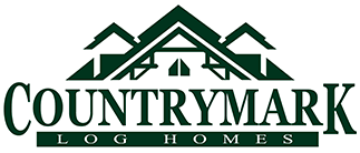 countrymark log homes hogan creek