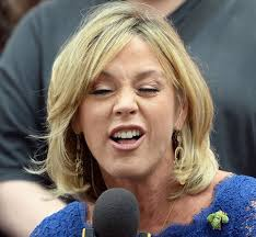 hairstyles deborah norville dlisted don t ever walk through deborah norville s shot