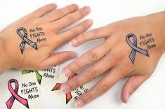cancer ribbons cancer awareness ribbons in all colors choose hope