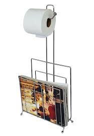 Toilet Paper Rack New Diny Toilet Paper Holder With Magazine Rack Chrome Finish