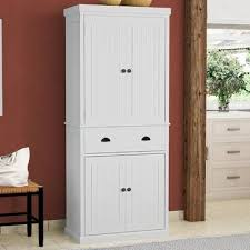 wayfair kitchen storage cabinets halstead 72 kitchen pantry pantry cabinet storage