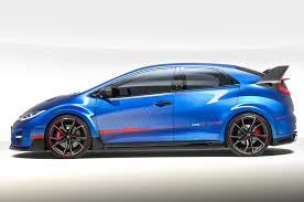 Honda Civic Type R Horsepower Honda Civic Type R Concept Revs To 7000 Rpm Has Adaptive Suspension