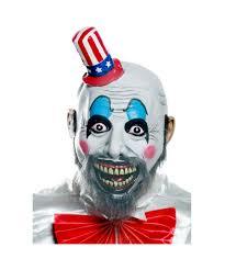 captain spaulding costume captain spaulding mask men costumes
